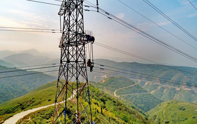 國(guo)網(wang)運(yun)城供電公司
